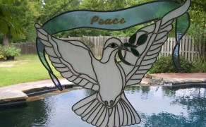 home peace dove